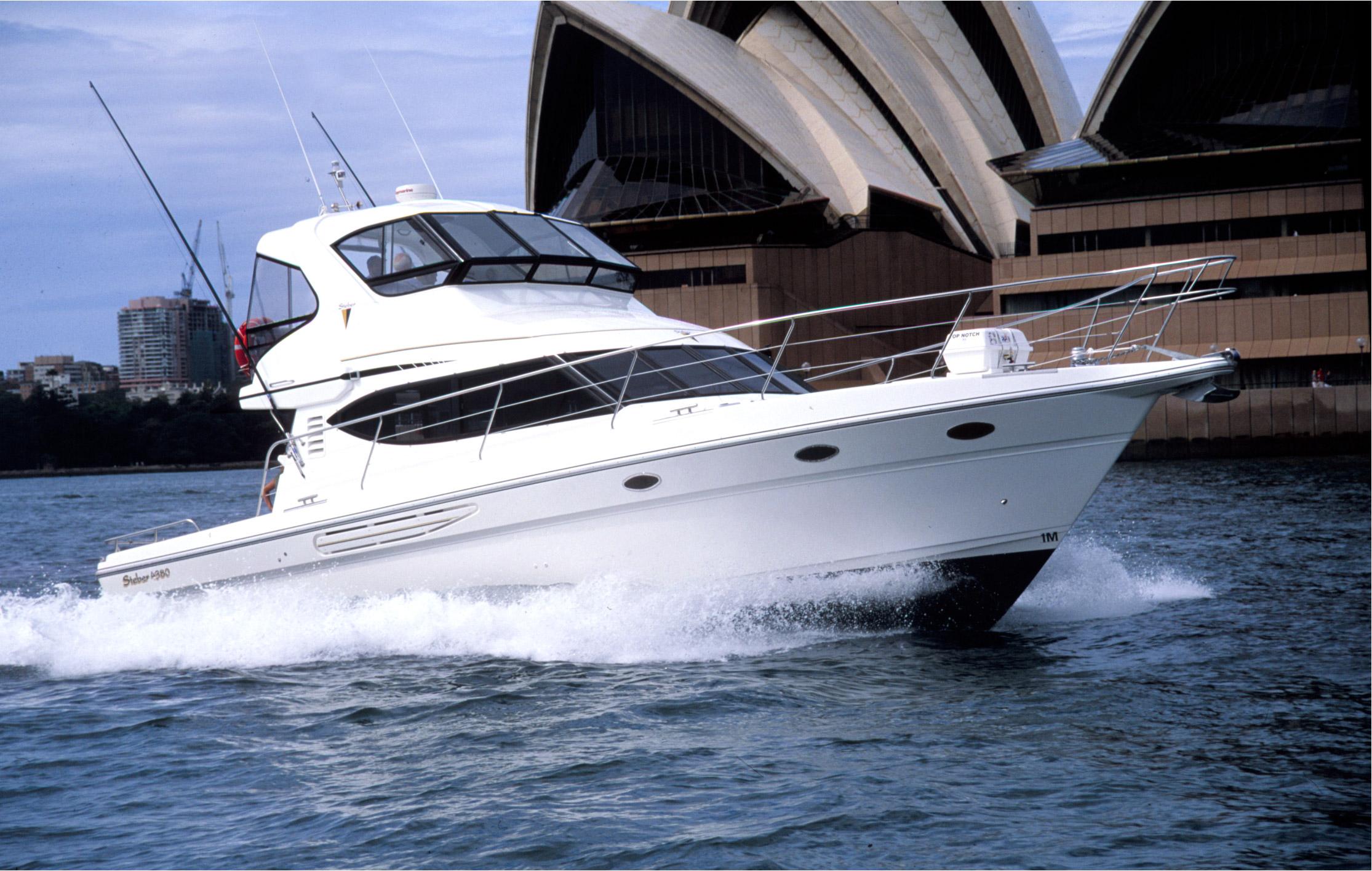 Steber 4380 luxury motor cruiser new for sale boats for for Luxury motor boats for sale