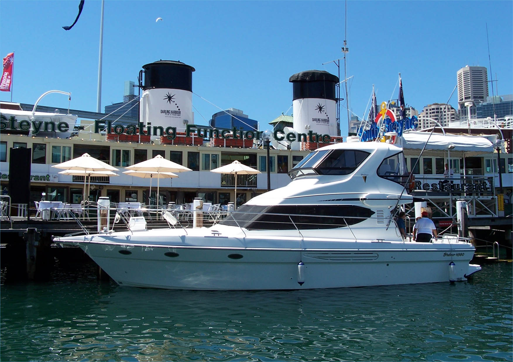 Steber 4380 Luxury Motor Cruiser New For Sale  Boats For