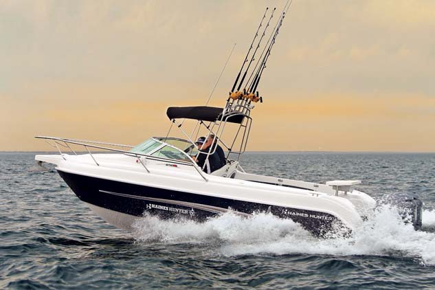 Haines Hunter 650 R-Series 2014 For Sale | Boats for Sale on